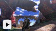 vid�o : Monster Hunter 4 : Trailer Japan 02