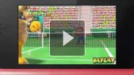 Vid�o : Mario Tennis 3DS