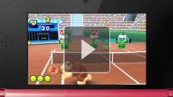 Vid�o : Mario Tennis Open - Les mini-jeux