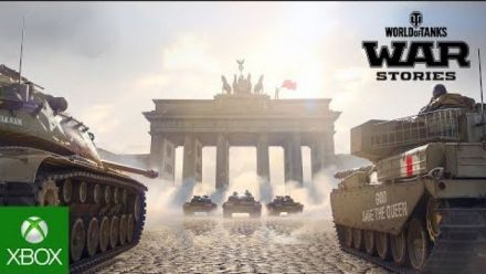 Vid�o : World of Tank War Stories se montre en vidéo sur Xbox One X