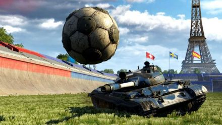 Vid�o : World of Tanks - Tank Football 2016 Trailer