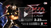 Vidéo : Ninja Gaiden Sigma Plus : Trailer Japonais
