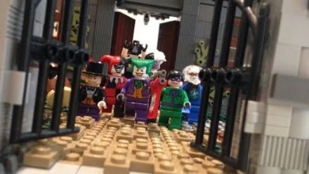 Vid�o : Lego Arkham Asylum
