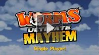 vidéo : Worms Ultimate Mayhem - trailer jeu solo