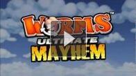 Vid�o : Worms Ultimate Mayhem - trailer destruction