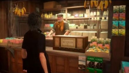 Final Fantasy XV Duscae - 15 minutes de gameplay