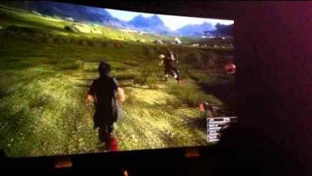 vid�o : Final Fantasy XV - Balade partie 2
