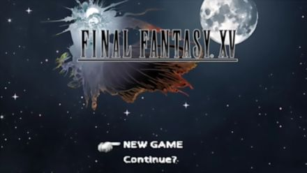 Final Fantasy XV PS1 Edition par C4DNerd