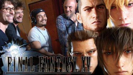 Final Fantasy XV : Rencontre avec les voix françaises