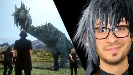 vidéo : REPLAY. Final Fantasy XV Episode Duscae avec Rami et Julien