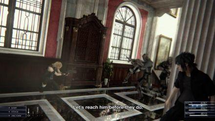vidéo : Final Fantasy XV - Cindy