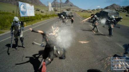 vidéo : Final Fantasy XV : livestream Afrojack