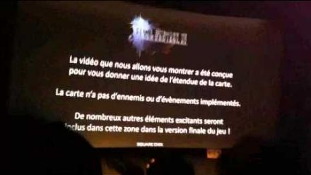 Final Fantasy XV - Balade partie 1