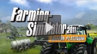 Vid�o : Farming Simulator 2011 - Edition Platinum Trailer