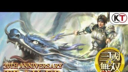 Vid�o : Dynasty Warrios : Trailer anniversaire des 20 ans
