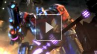 Vid�o : Fall of Cybertron : trailer de lancement