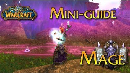 vidéo : World of Warcraft - Tuto, Le Mage