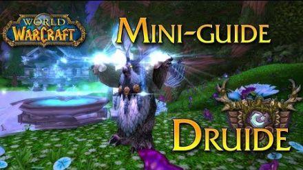 vidéo : World of Warcraft - Tuto, Le Druide