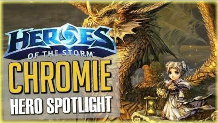 vid�o : Heroes of the Storm: Chromie Hero Spotlight