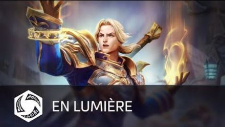 Vid�o : Heroes of the Storm : Arrivée d'Anduin (VOST)