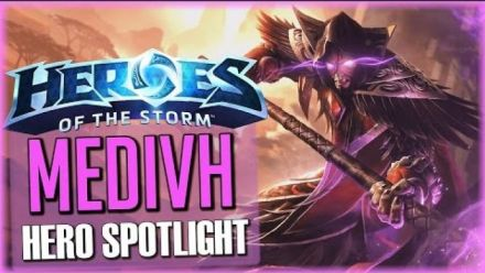vid�o : Heroes of the Storm: Medivh Hero Spotlight