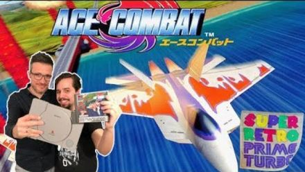 Vidéo : Super Retro Prime Turbo - Air Combat