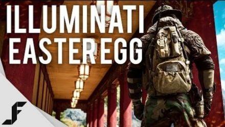 Vid�o : Battlefield 4 : Un easter-egg hors du commun