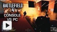 vid�o : Battlefield 4 - Comparatif vidéo PC / Xbox 360
