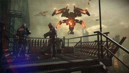 Vid�o : Killzone Shadow Fall | Interview | Intercept Multiplayer Co-op