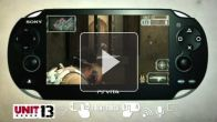 Vid�o : Unit 13 PS Vita : Trailer #2