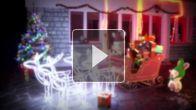 Vidéo : Lapins Crétins : Trailer Noel 2010