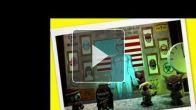 LittleBigPlanet - The Watchmen Costume Kit teaser