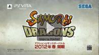 Vid�o : Samurai & Dragons - Trailer japonais 2