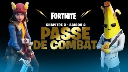 vidéo : Fortnite Chapitre 2 - Saison 2   Présentation du Passe de combat