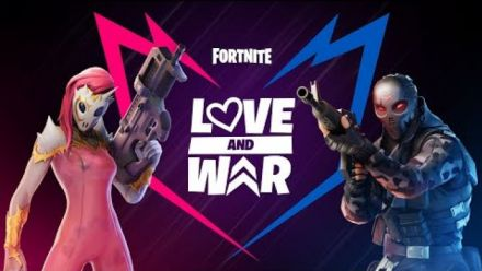 vidéo : Fortnite - Love and War
