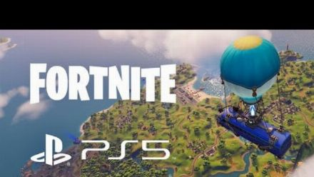 vidéo : Get a First Look at Fortnite Gameplay on PS5 With UE4