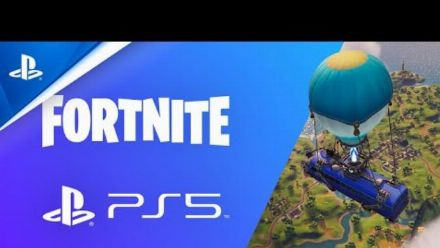 vidéo : Fortnite - Unreal Engine 4 Gameplay | PS5