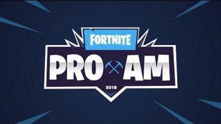 vidéo : FORTNITE ÉVÉNEMENT PRO-AM | E3 2018