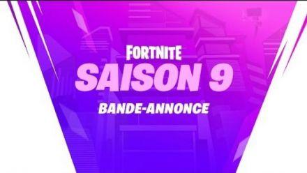 vidéo : Fortnite - Saison 9 - Bande-annonce cinématique