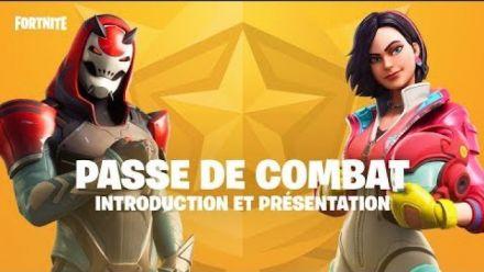 vidéo : Fortnite - Présentation du Passe de combat saison 9