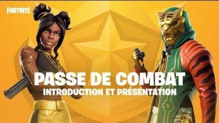 vidéo : Fortnite Saison 8 : Passe de combat présenté