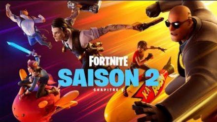vidéo : Fortnite Chapitre 2 - Saison 2   Bande-annonce de lancement top secrète