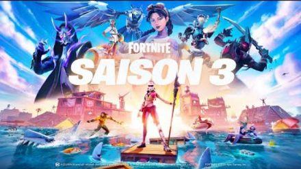 vidéo : Fortnite Chapitre 2 - Saison 3 Bande-annonce de lancement