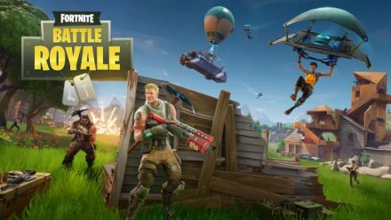 Vid�o : Annonce de Fortnite Battle Royale