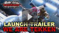 vid�o : Tekken Tag Tournament 2 : trailer de lancement