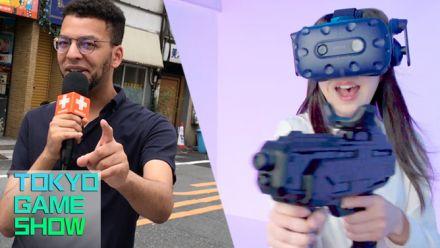 Galaga VR : Nos impressions du TGS 2019