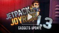 Vidéo : JetPack Joyride : 15 nouveaux gadgets en vidéo