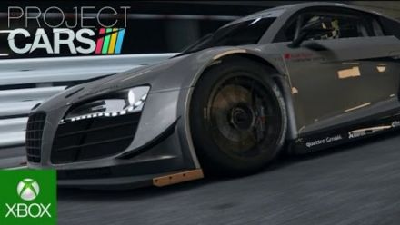 Vid�o : Project cars - Launch Trailer