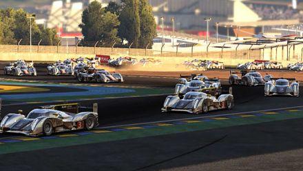 vidéo : Project CARS PC (Ultra 1080p) : 55 voitures sur le circuit des 24 Heures du Mans, notre vidéo