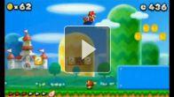 Vid�o : New Super Mario Bros. 2 : publicité deux joueurs